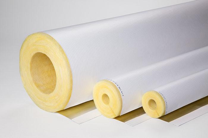 Product Image of Fiberglass Pipe Insulation
