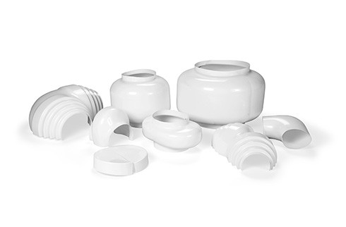 Product Image of PVC Insulation Fitting Covers
