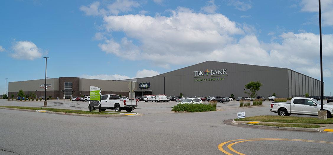 Image of The Plex - TBK Sports Center - Bettendorf, IA