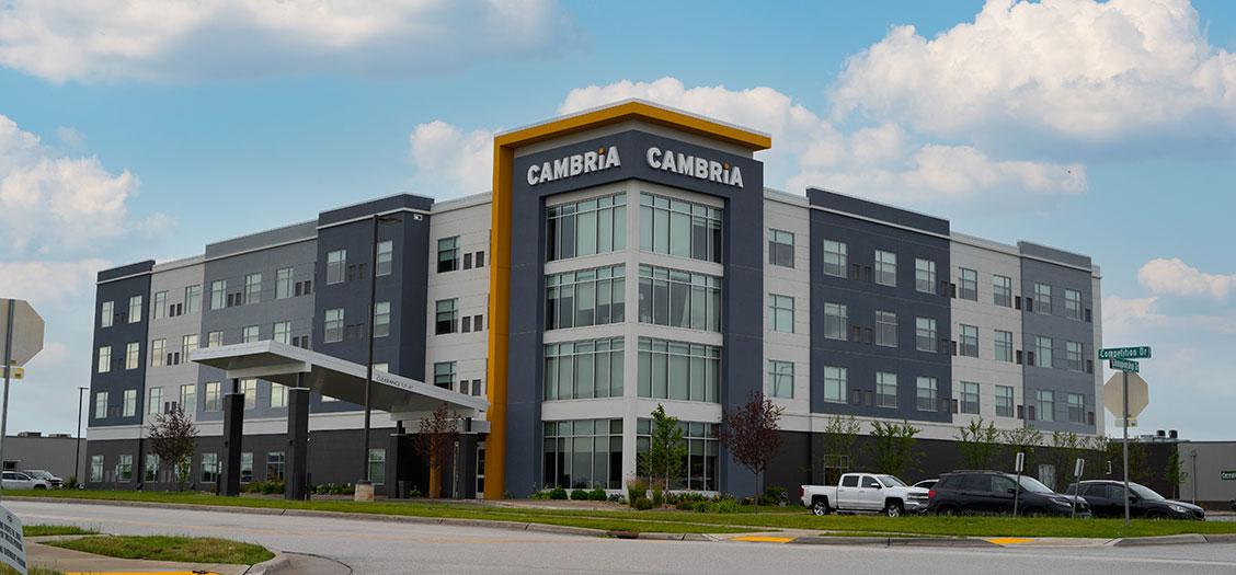 Image of The Cambria Hotel - Bettendorf, IA