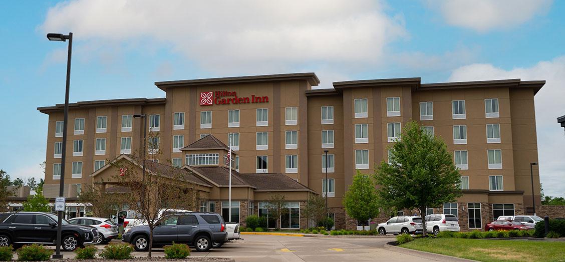 Image of The Hilton Garden Inn - Bettendorf, IA