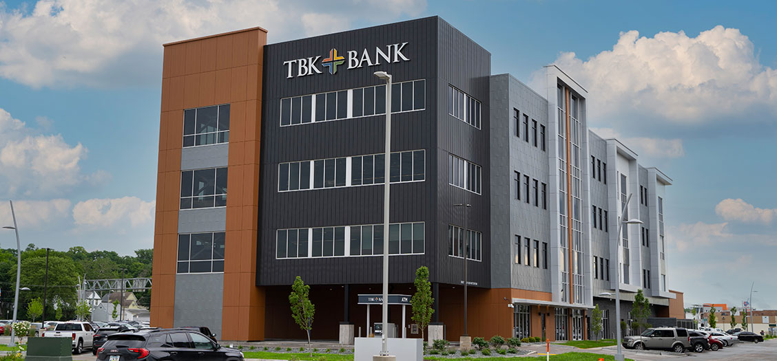Image of The TBK Bank Building - Bettendorf, IA