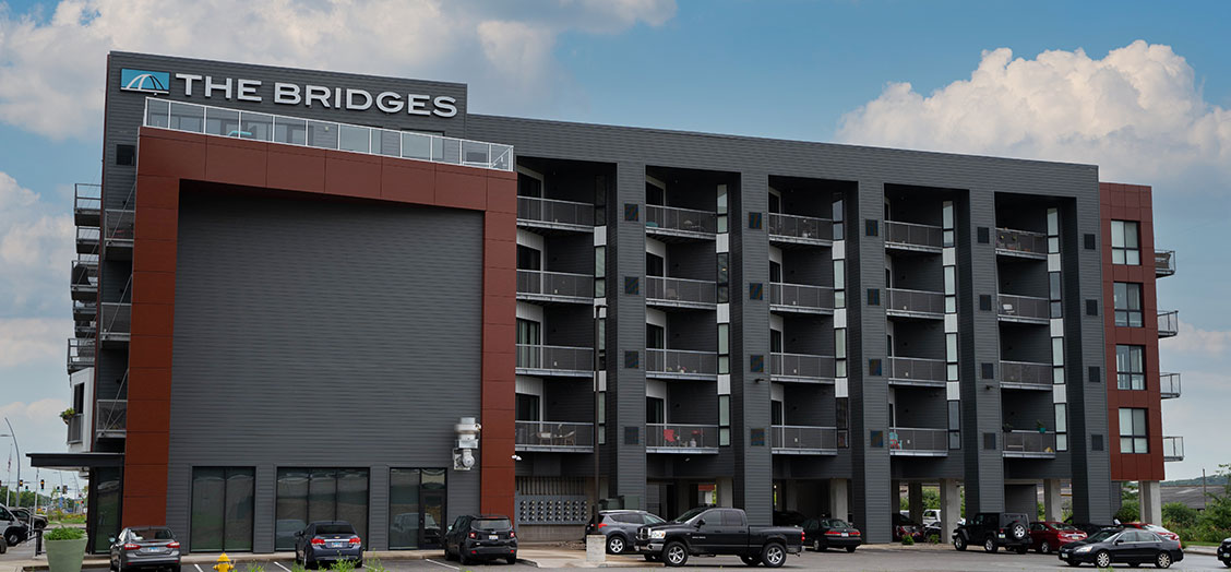 Image of The Bridges Apartments - Bettendorf, IA