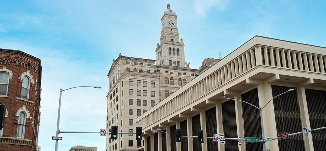 Image of Davenport Bank Building - Davenport, IA
