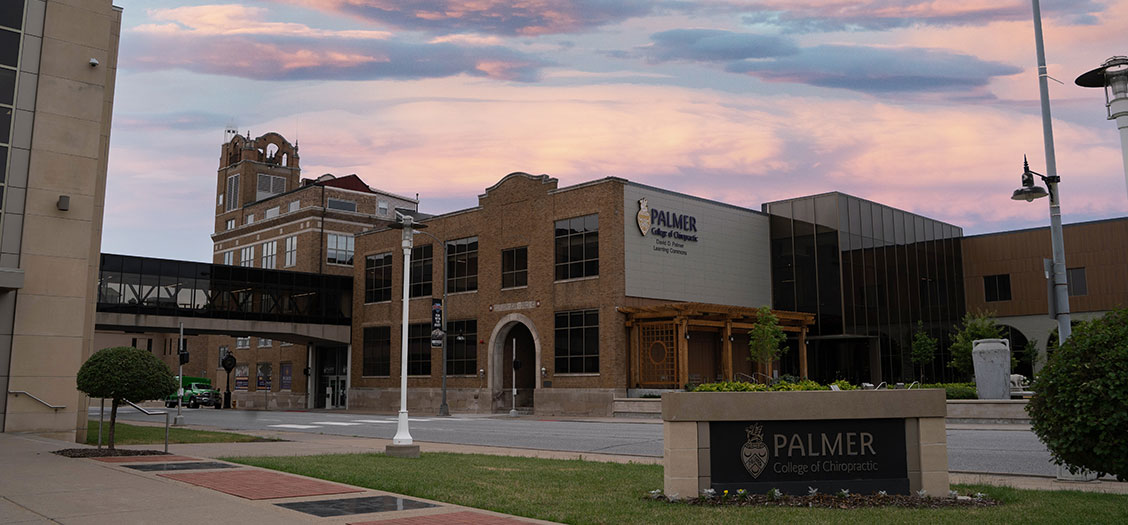 Image of Palmer College - Davenport, IA