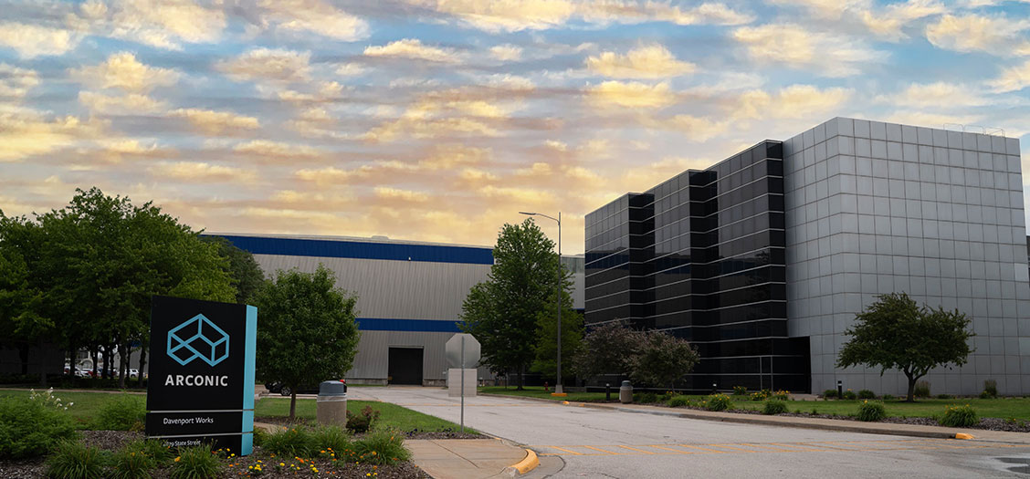 Image of Arconic - Riverdale, IA