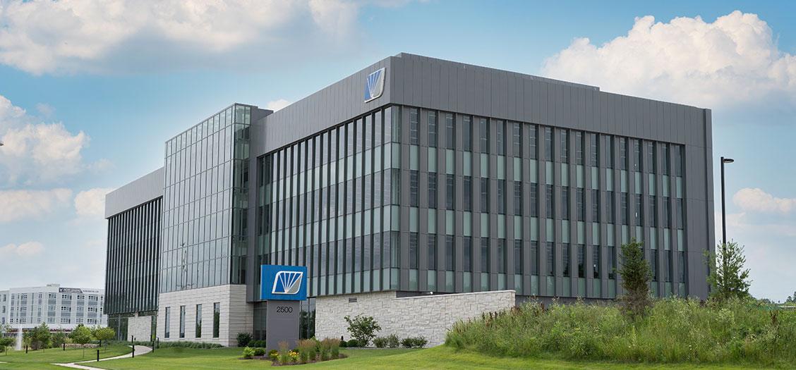 Image of IH Mississippi Valley Credit Union Headquarters - Moline, IL