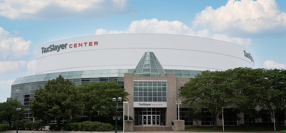 Image of TaxSlayer Center - Moline, IL