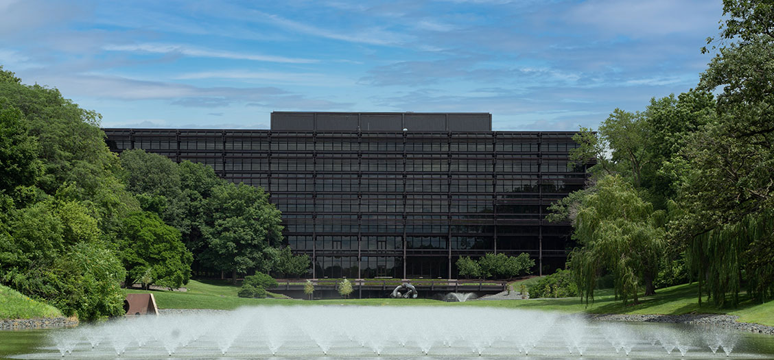 Image of Deere and Company World Headquarters - Moline, IL