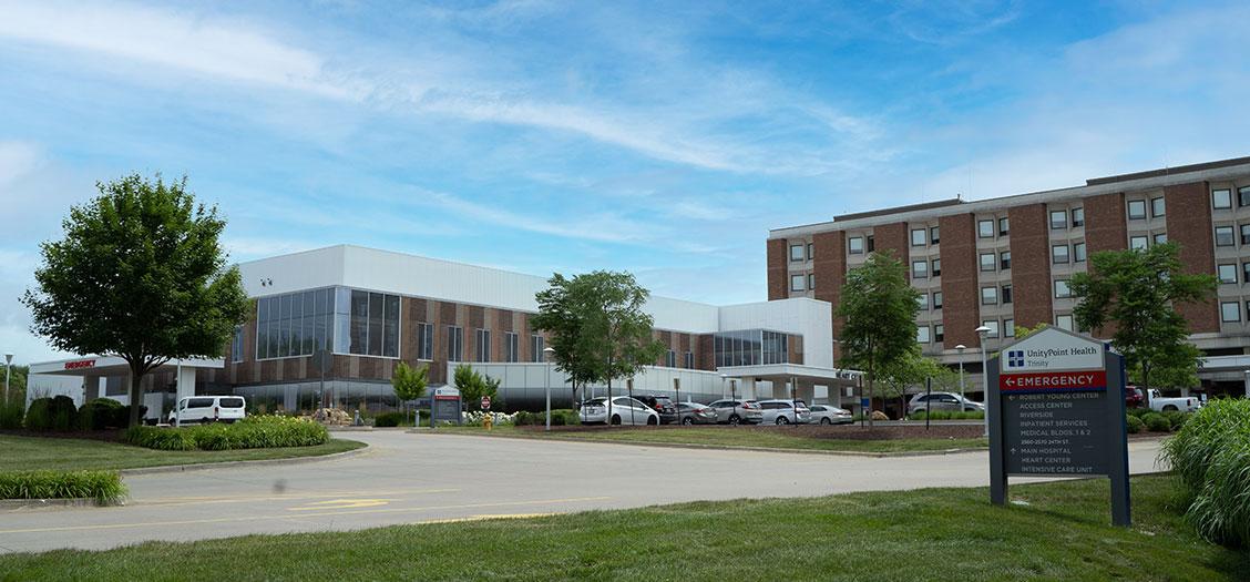 Image of Trinity Heart Center - Rock Island, IL